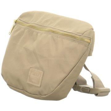 Herschel Taschen Damen beige