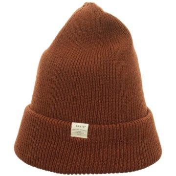 Barts Hüte, Mützen & Caps braun