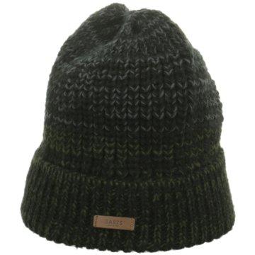 Barts Hüte, Mützen & Caps grün