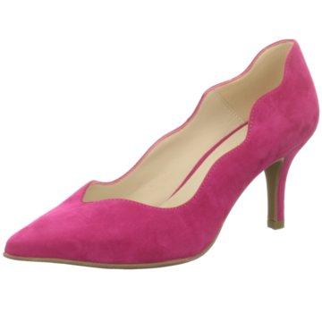 Marian Klassischer Pumps pink