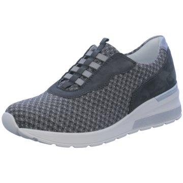 Waldläufer Sportlicher SlipperSneaker grau