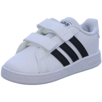 Salomon Sneaker LowGRAND COURT I - EF0118 weiß
