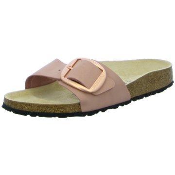 Birkenstock Summer Feelingsig buckle rosa
