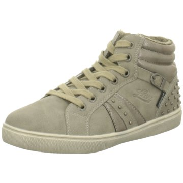 Geka Sneaker High grau