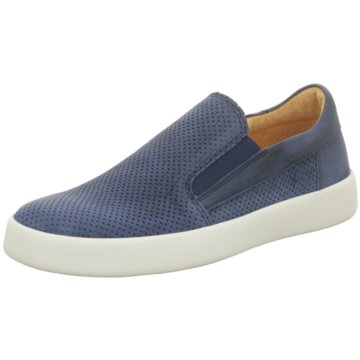 Think Slipper blau