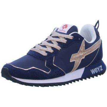 Wizz Sneaker Low blau