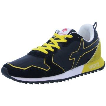 W6YZ Sneaker Low schwarz