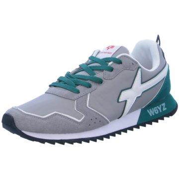 W6YZ Sneaker Low grau