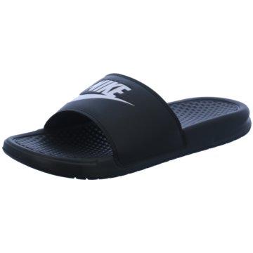 Nike BadelatscheNike Benassi JDI Women's Slide - 343881-015 schwarz