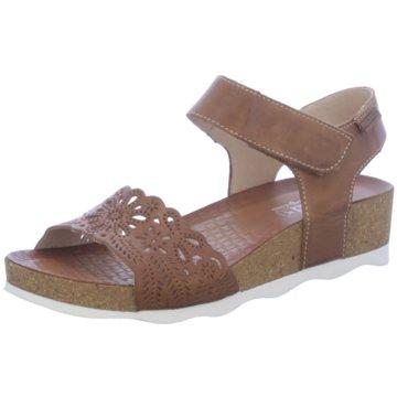 Pikolinos Komfort SandaleG braun