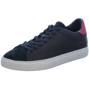 Crime London Sneaker Low schwarz