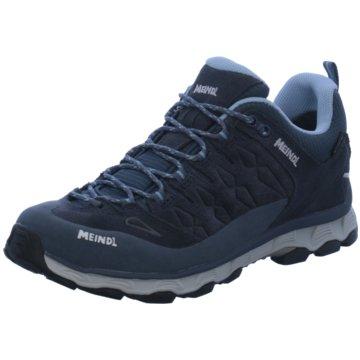 Meindl Outdoor Schuh blau