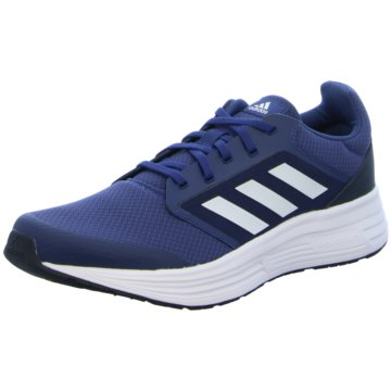 adidas RunningGALAXY 5 LAUFSCHUH - FW5705 blau