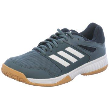 adidas HallenschuheSPEEDCOURT SCHUH - FU8324 blau