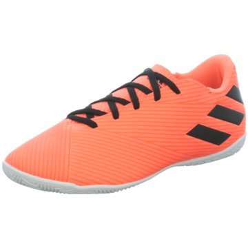 adidas Hallen-SohleNEMEZIZ 19.4 IN orange