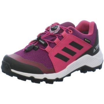 adidas Wander- & BergschuhTERREX GORE-TEX WANDERSCHUH - FW9760 rot