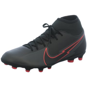 Nike Stollen-SohleMERCURIAL SUPERFLY 7 CLUB MG - AT7949-060 schwarz