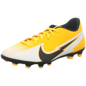 Nike Stollen-SohleMERCURIAL VAPOR 13 CLUB MG - AT7968-801 gelb