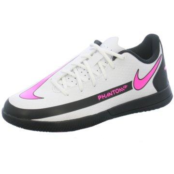 Nike Hallen-SohleJR. PHANTOM GT CLUB IC - CK8481-160 weiß