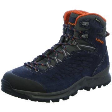 LOWA Outdoor SchuhLOWA EXPLORER GTX MID - 210712 blau