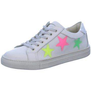 Lepi Sneaker Low weiß