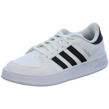 adidas Sneaker Low4062063523823 - FX8724 weiß