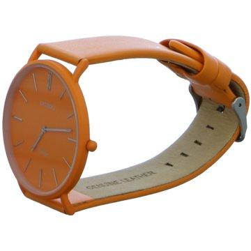 OOZOO Uhren orange
