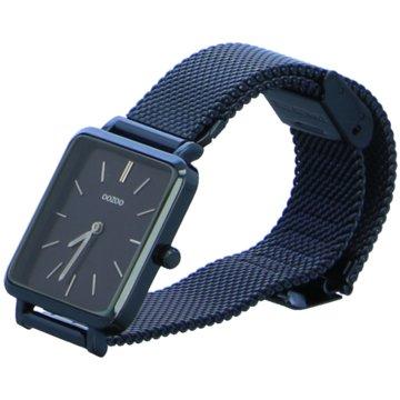 OOZOO Uhren blau