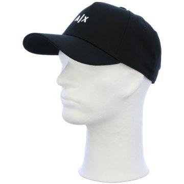 Giorgio Armani Hüte, Mützen & Caps schwarz