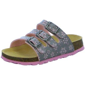 Legero Offene Schuhe grau