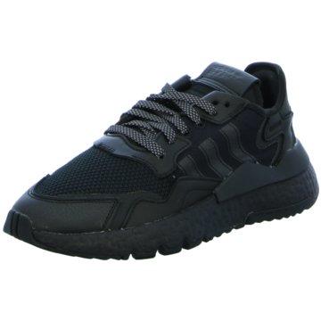 adidas Originals Street LookNite Jogger Sneaker schwarz
