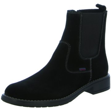 Richter Chelsea Boot schwarz