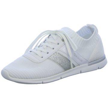 Tommy Hilfiger Sneaker LowSporty Lightweight Sneaker weiß
