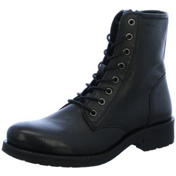 Geox Boots schwarz