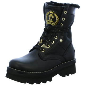 Panama Jack Boots schwarz