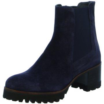 Zinda Chelsea Boot blau