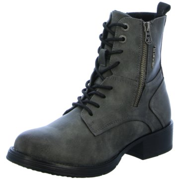 Tom Tailor Boots grau