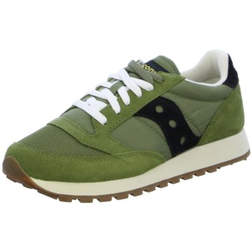 Saucony Sneaker Low oliv