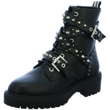 Bullboxer Boots schwarz
