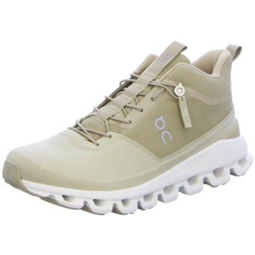 ON Sneaker High beige