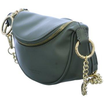 SEIDENFELT Taschen Damen grün