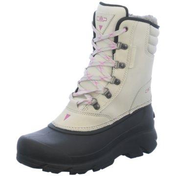 CMP Outdoor SchuhKINOS WMN SNOW BOOTS WP 2.0 - 38Q4556 weiß