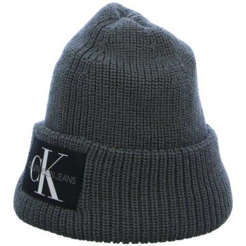 Calvin Klein Hüte, Mützen & Co. grau