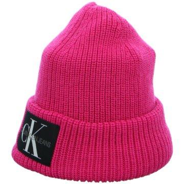 Calvin Klein Hüte, Mützen & Co. pink