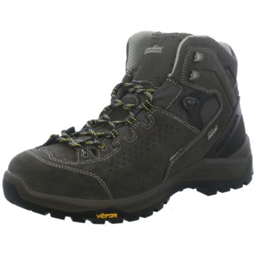 HIGH COLORADO Outdoor SchuhZILLER MID UNISEX - 1061081 grau