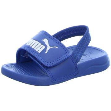 Puma Offene SchuhePOPCAT 20 BACKSTRAP AC INF - 373862 blau