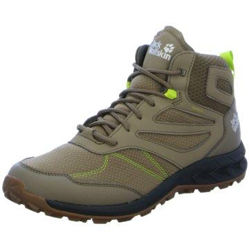 JACK WOLFSKIN Outdoor Schuh beige