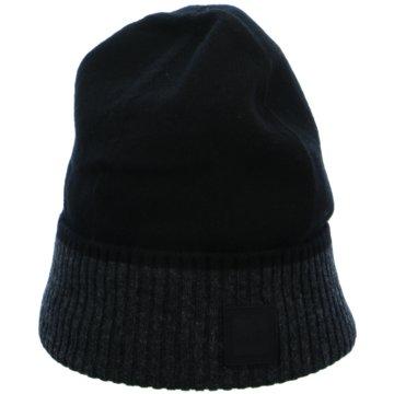 Hugo Boss Hüte, Mützen & Co. schwarz