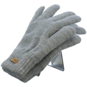 Barts Handschuhe grau