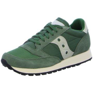 Saucony Sneaker Low grün